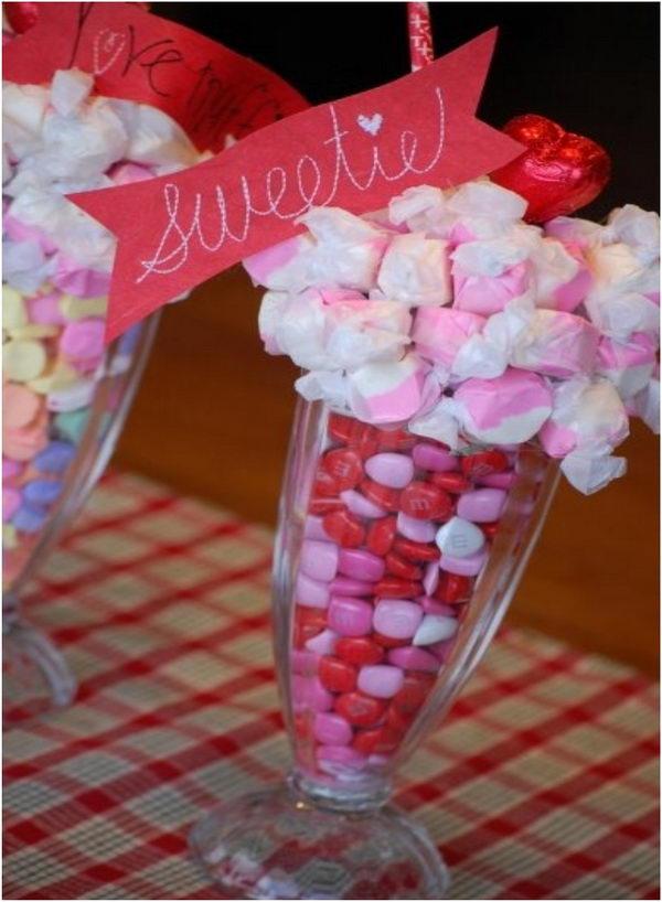 edible flower arrangement for valentine 40