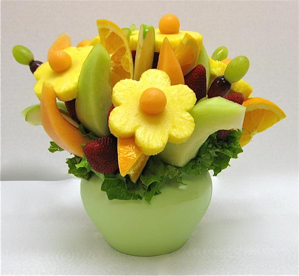 edible fruit flowers design 41