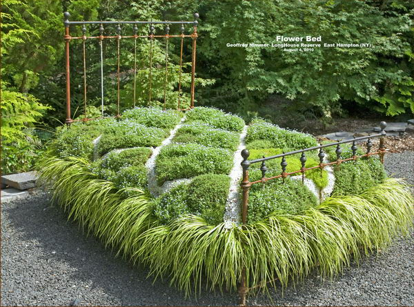 flower bed idea decoration idea 27
