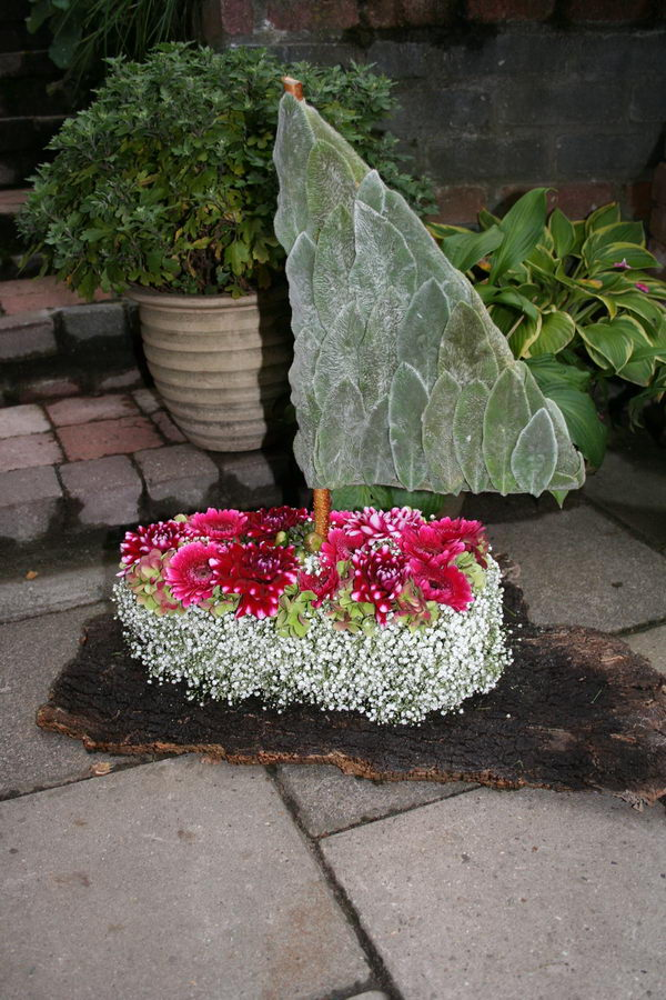 fresh flower arrangements ship sailing 4