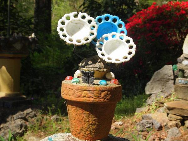 unique artificial flower arrangement 43
