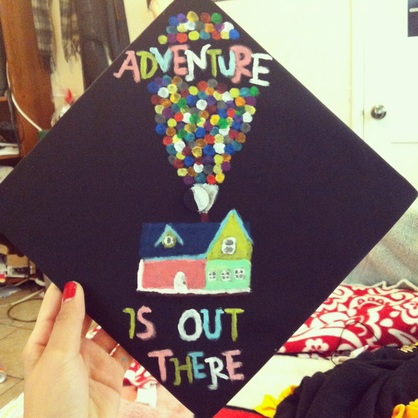 decorating graduation cap 36