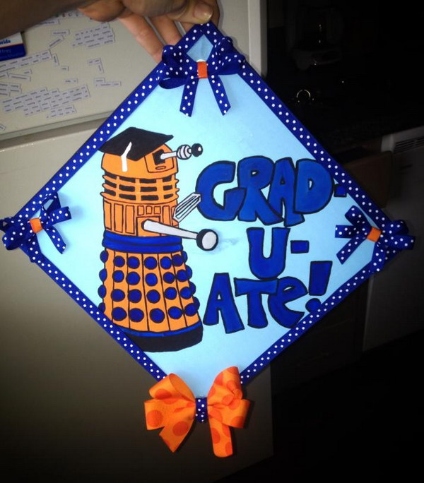 decorating graduation cap 38
