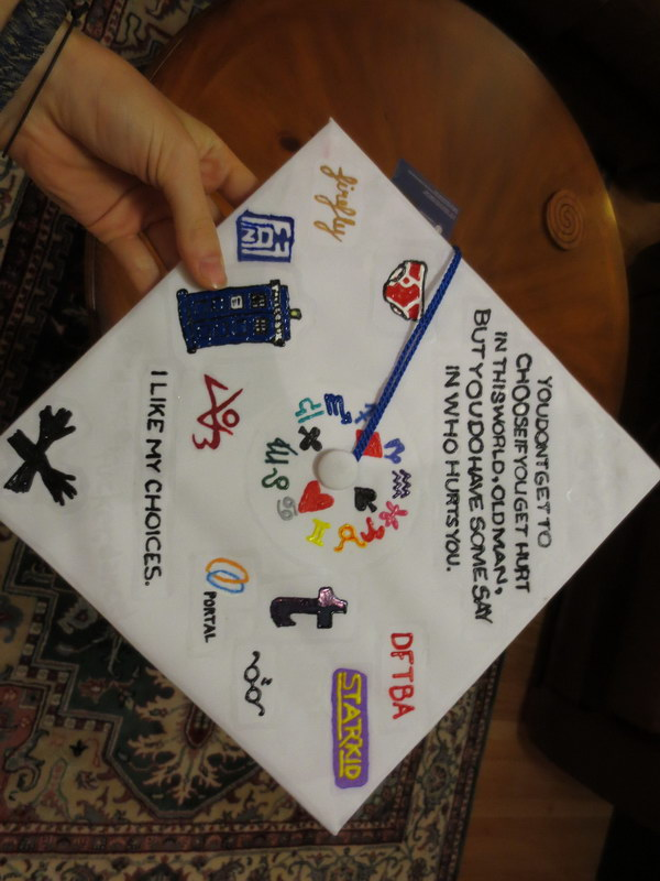 graduation cap decoration 10