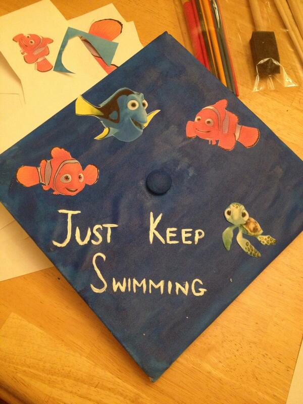 graduation cap decoration 11