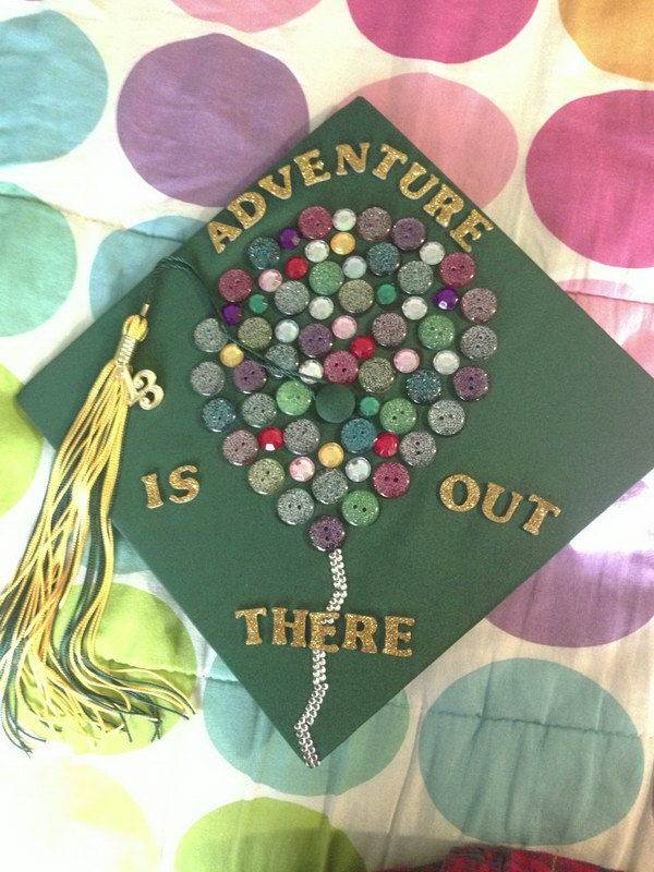 graduation cap decoration 14