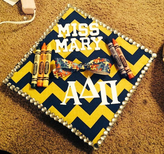 graduation cap decoration 6