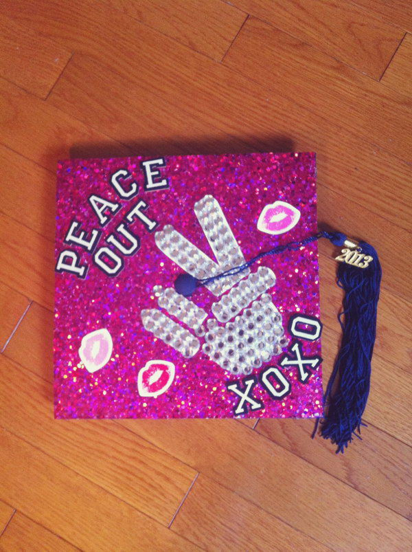 graduation cap decoration 8