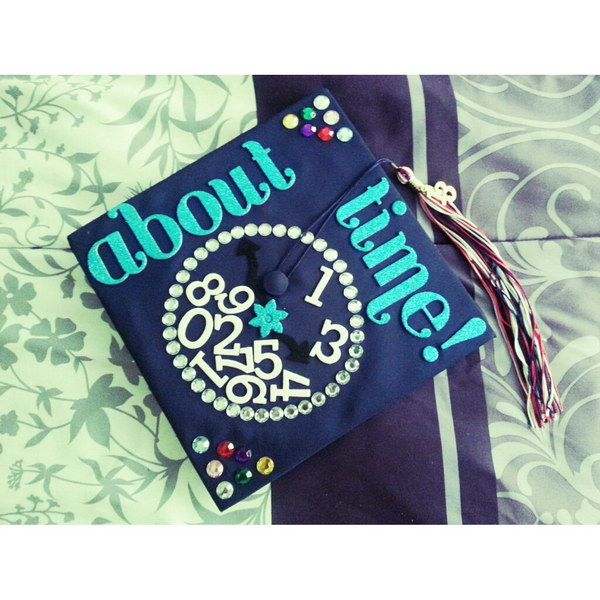 graduation cap decoration 9