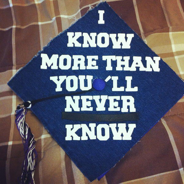 graduation cap ideas 19