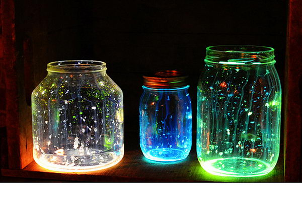 lighted mason jars for wedding 38