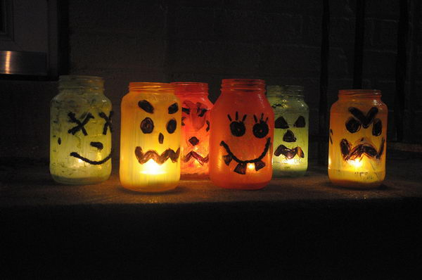 mason jar luminaries 23