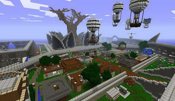 minecraft citadel city 42