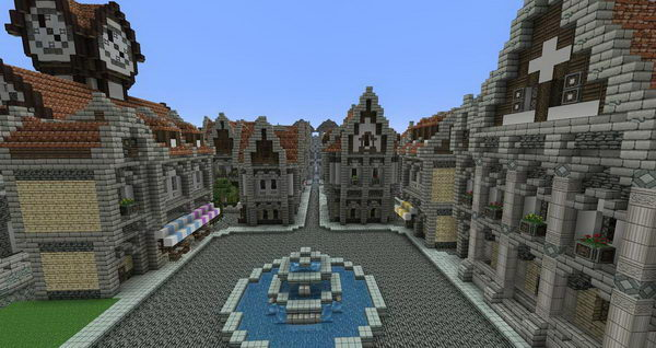 minecraft epic houses 29