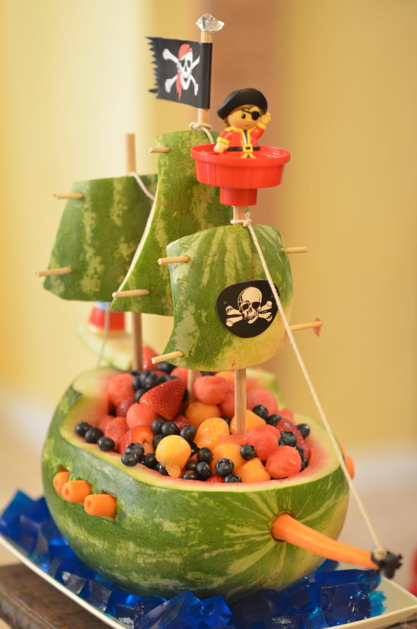 watermelon-pirate-ship-party-idea-1