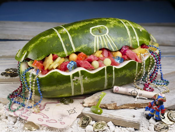 watermelon treasure chest 17