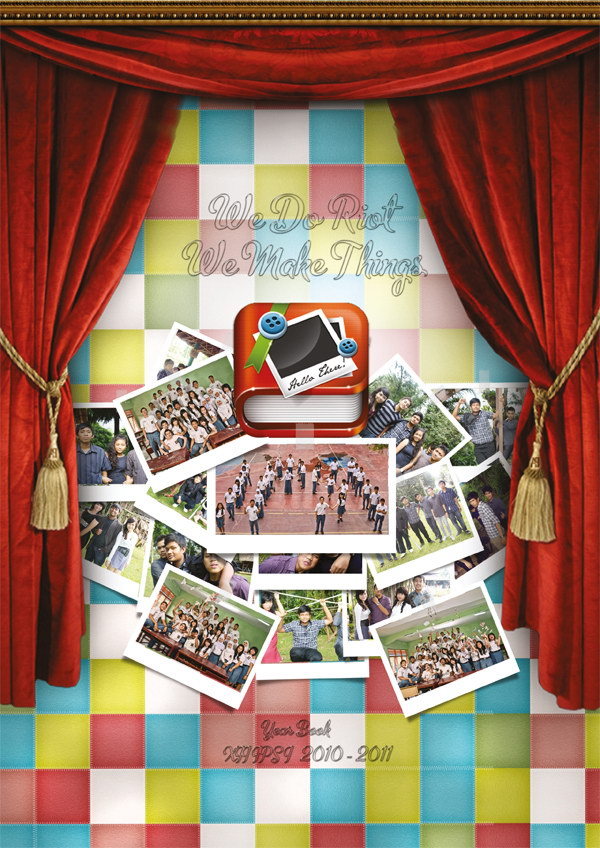 sman yearbook design 21