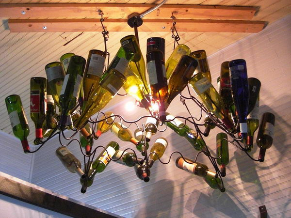 20 chandelier at pinots