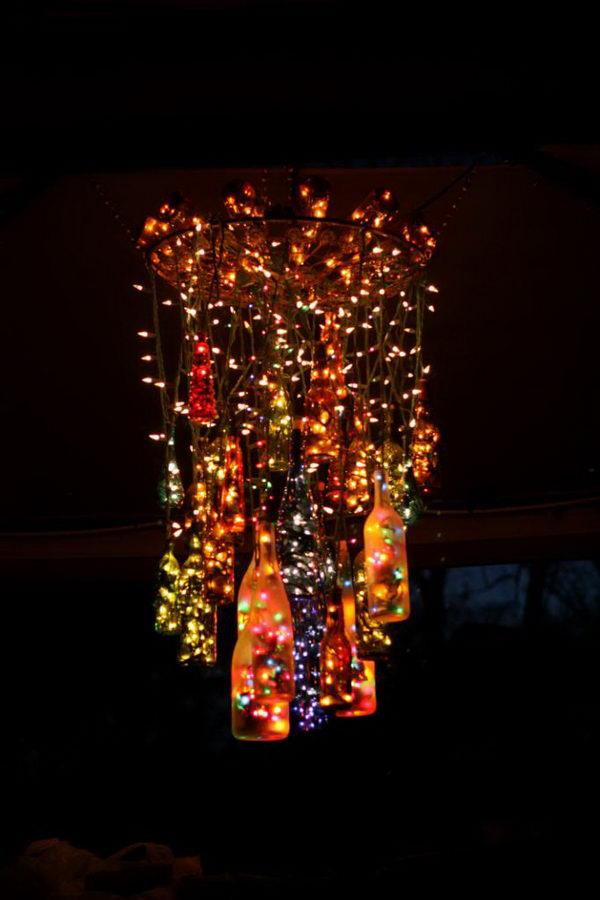 7 handmade chandelier craft
