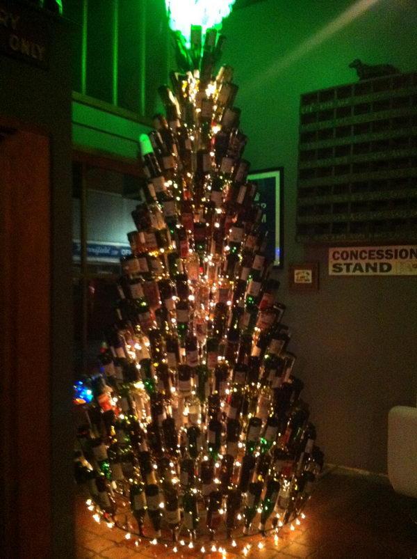 19 homemade christmas tree