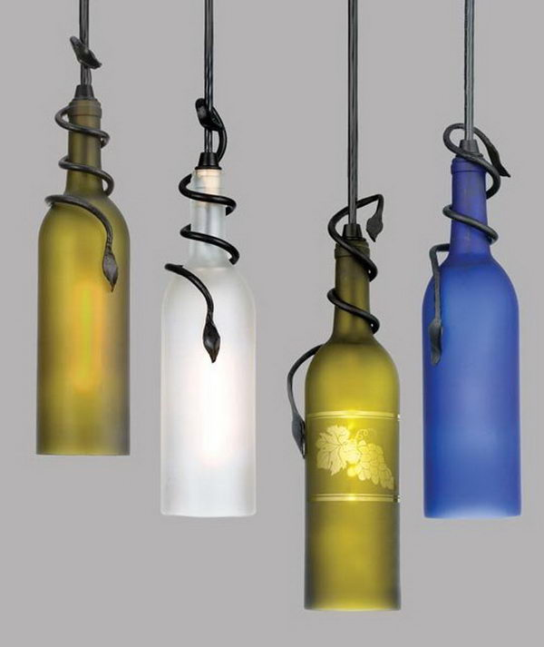38 wine bottle lamp