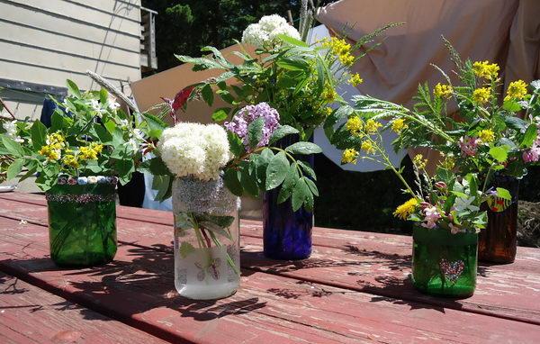 39 wine bottle vases