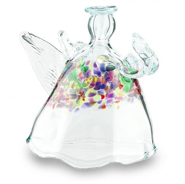 Angel Kitras Art Glass,