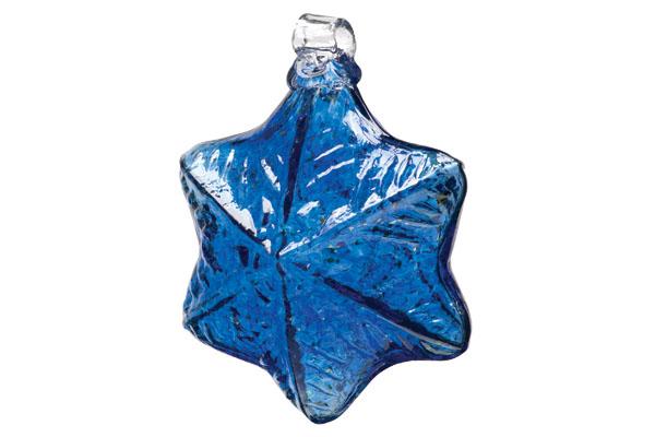 Snowflake Kitras Art Glass,