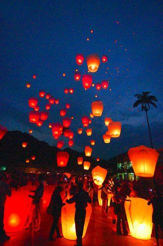 Chinese Wedding Lanterns,
