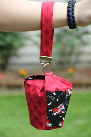Chinese Style Fabric Gift Box,