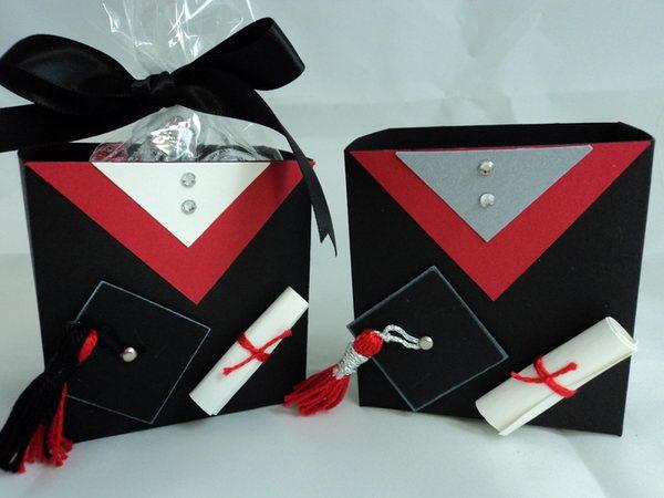 Graduation Favor Box,
