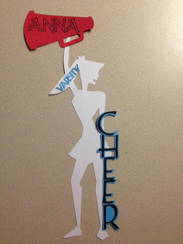 cheer locker decoration - Locker Designs Ideas