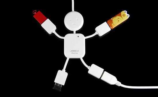 Super Kid USB 4 Port Hub.