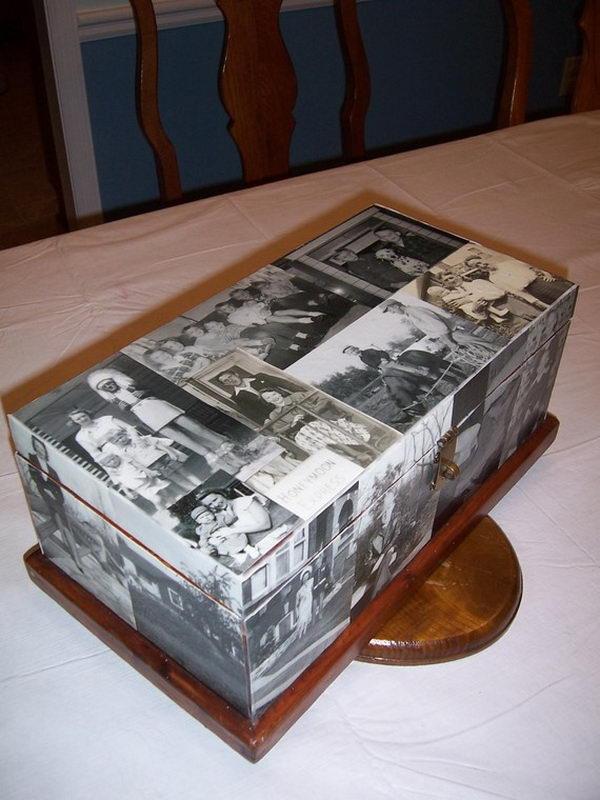 Memory Box.