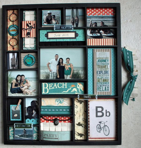 15 Romantic Scrapbook Ideas For Boyfriend 2017