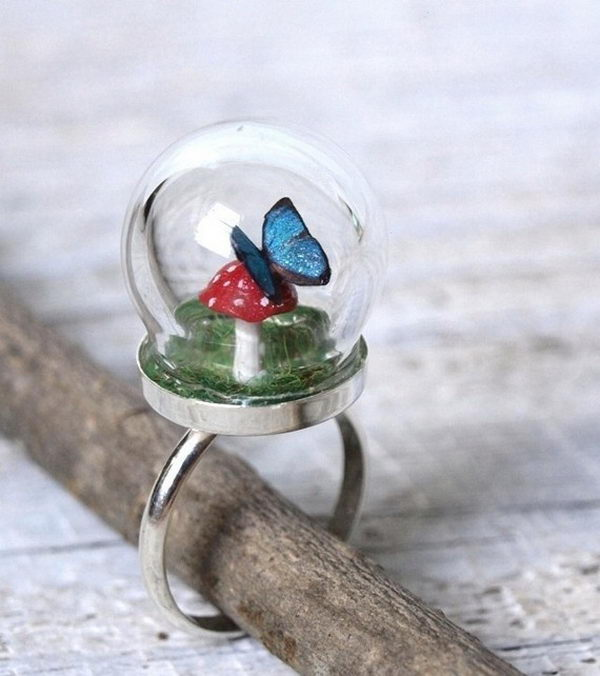 Terrariums Ring.