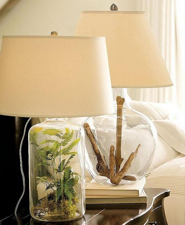 Terrarium Lamp Base.