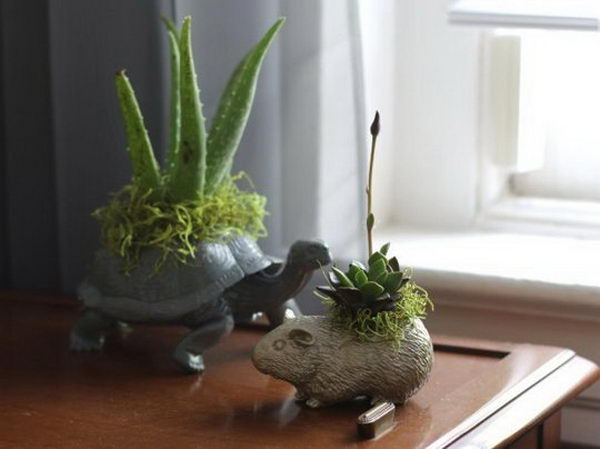 20 Creative Diy Planter Ideas 2017