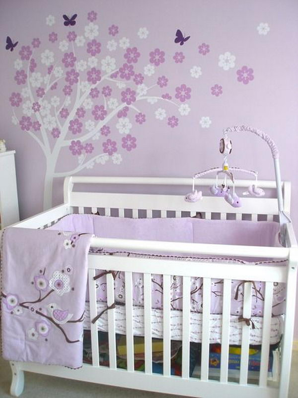 20 Cute Nursery Decorating Ideas 2017