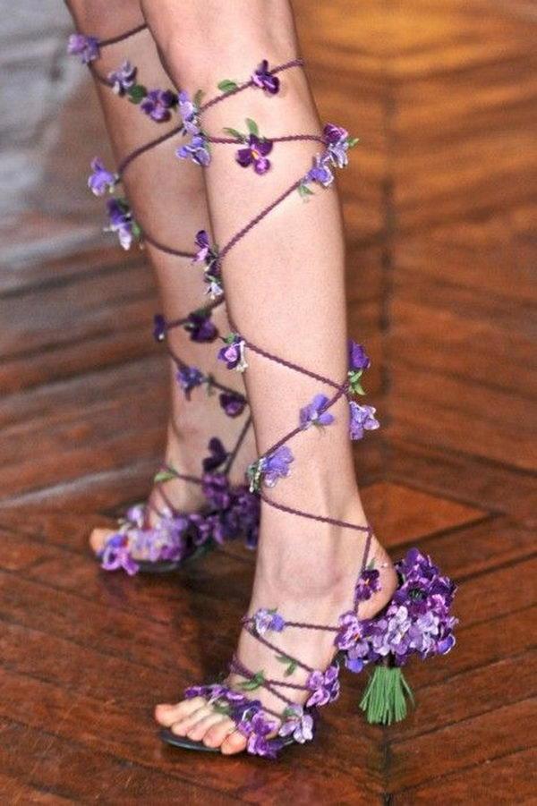 Cute Fairy Shoes.