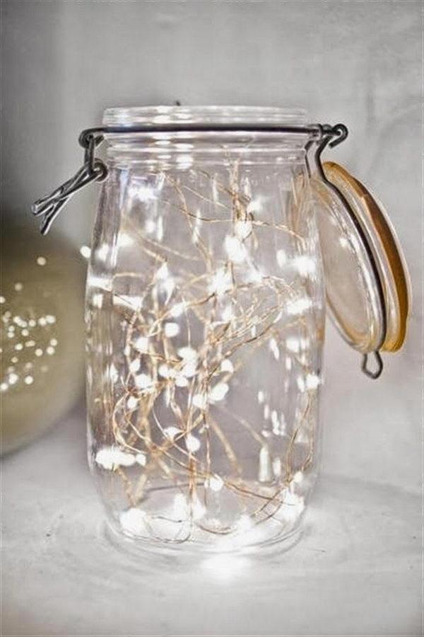 Fairy String LED Lights.
