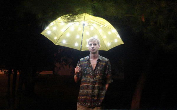Electric Umbrella.