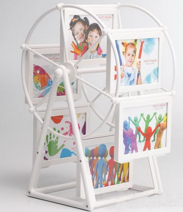 Windmill Rotating Photo Frames.