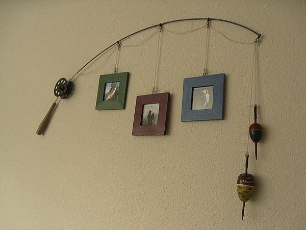 Fishing Photo Frame.