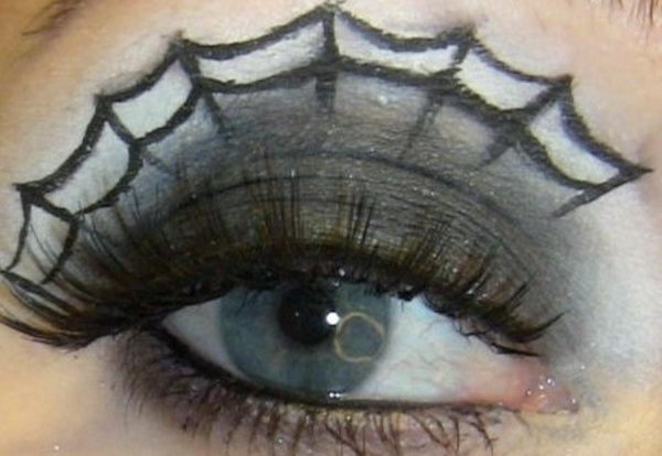 Halloween Makeup For A Cat