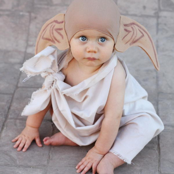 Cute Newborn Halloween Costumes for the little ones in your life.