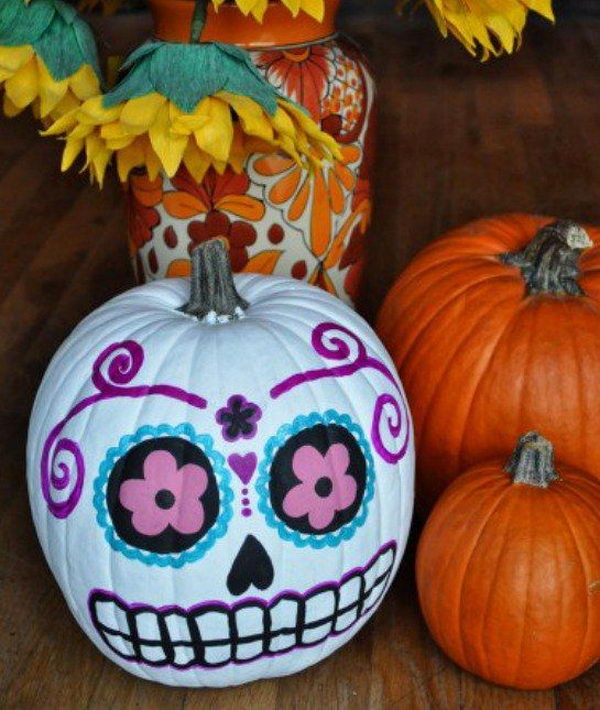 halloween pumpkin designs without carving