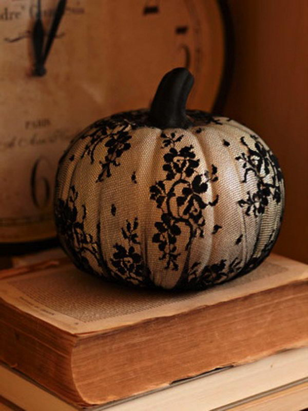 No Carve Pumpkin Ideas for Halloween. It was super easy and a lot of fun.