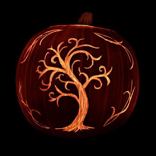 Tree Pumpkin.
