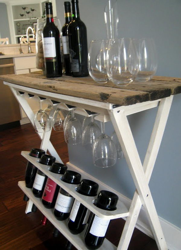 10 Cool Wine Rack Ideas 2017